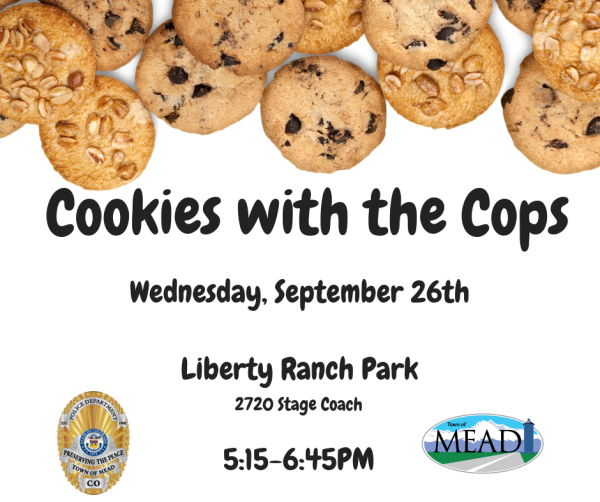 COOKIES WITH THE COPS