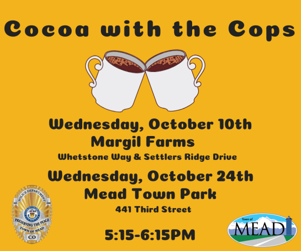COCOA WITH THE COPS OCT 24
